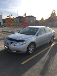 2007 Toyota Camry LE Sedan - Safetied Oct 17/17 - Accident Free