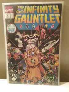 The Infinity Gauntlet #1-6 Marvel 1991 London Ontario image 1