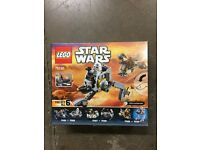 Star Wars Lego ( micro fighters ) 75130