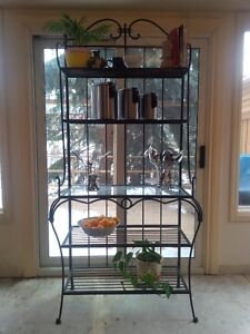 'Hauser' Baker's Rack (originally paid $799)