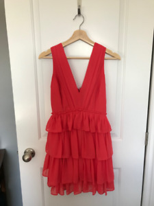 NWT Coral coloured dress, Dynamite - Size XS - $20