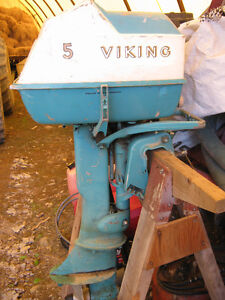 Viking 5HP outboard