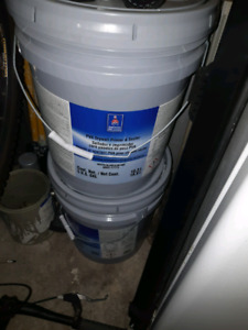 5 gallon pails of Drywall Primer