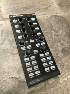 Native Instrument Traktor Kontrol X1