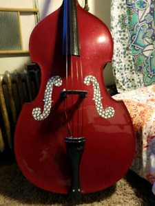 One of a kind upright bass *limited reduced price*