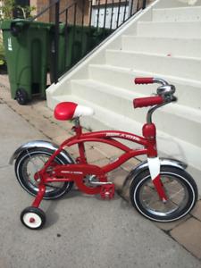Excellent Condition Classic Radio Flyer Bike