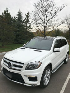 2016 Mercedes-Benz GL-Class GL350 BlueTEC SUV, Crossover