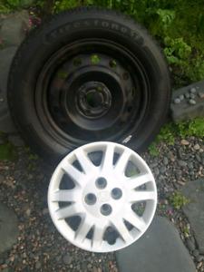 Set of 4 Firestone tires