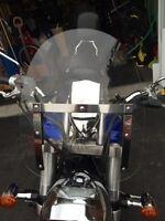 Windshield windscreen for Suzuki Harley Yamaha Honda m50 c50