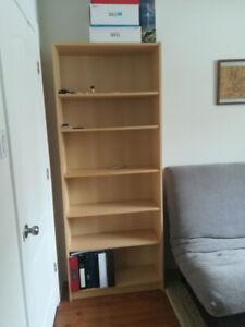IKEA malm bookcase