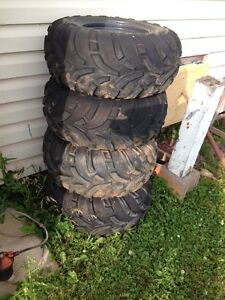 Kubota RTV 1100 Rims and Tires