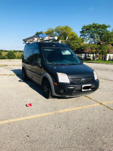 2012 FORD TRANSIT CONNECT LADDER RACK STORAGE RACKS  CARPROOF