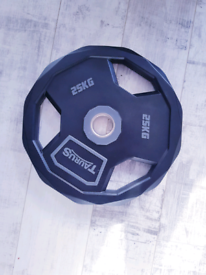NEW!!! Taurus 50mm Olimpic weights plate