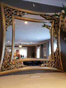 Beautiful Gold Mirror for Sale