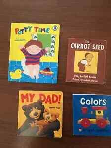 Set of block books