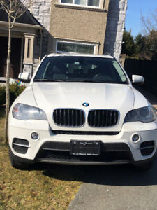 BMW X5, 2012, Low KM