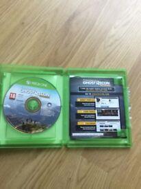 Xbox one - Tom Clancy ghost recon Wildlands