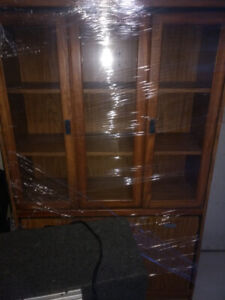 DINING ROOM HUTCH/CABINET