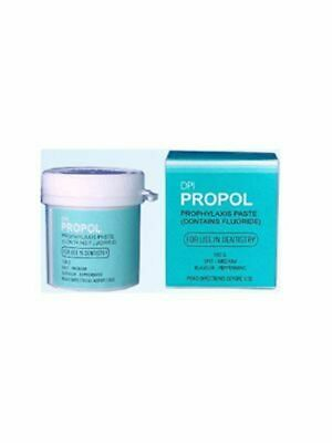 Prophylaxis Dental Abrasive Paste For Polishing Fluoridation Dpi Propol