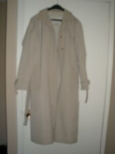 Ladies London Fog raincoat