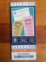 4 Detroit Tigers Baseball Tickets! - Bring The Whole Family!