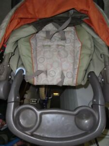 Graco Stroller, Receiving Blankets,other baby supplies