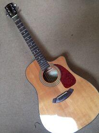 Fender CD 140 SCE Electro Acoustic Guitar Mint condition