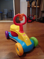 Jouet-Trotinette Playskool Poppin Park Bounce 'n Ride