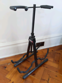 Proel Double Guitar Stand Black Metal