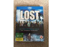Lost Series 4&5 Blu Ray Box Sets