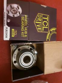 Wheel hub & bearing kit x 2 - vw golf mk4