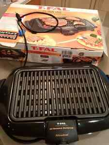 T-Fal Slimline - All Seasons BBQ - Electric grill - Grillade West Island Greater Montréal image 3