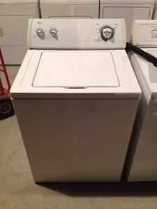 2 washers kenmore and whirlpool