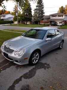 2005 Mercedes c230 kompressor reduced for quick sale.