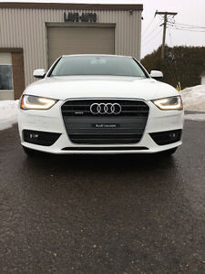 2013 Audi A4 2.0T Quattro en Excellente Condition - 40,000 km!