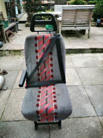 2 Mini bus seats / van seats