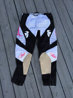 Womens Thor Dirt Bike Pants