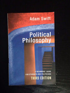 Political Philosophy (3rd Edition) (Swift)