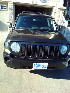 2009 Jeep Patriot SUV, Crossover Low KM