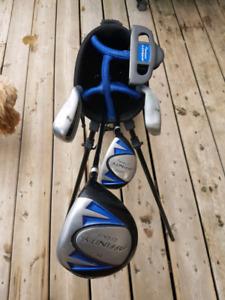 Jr golf set