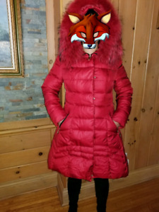 High Quality Woman Down Parka size 10