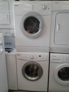 "24"" WHIRLPOOL FRONT LOAD DRYER/WASHER"