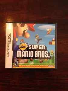 Nintendo DS Mariokart & Super Mario Bros, In Boxes, Never Used
