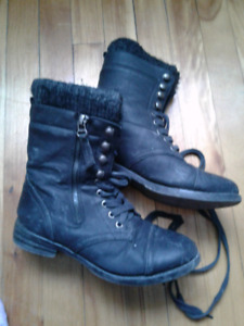 Botte hiver taille 7