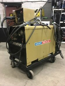 Hobart 650 Heavy Duty Mig Welding System