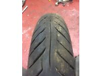 Avon road rider motorcycle tyre