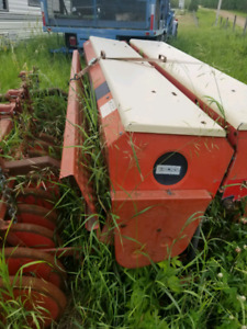 8 foot Monroe ditch seed drill