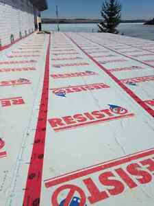 Wanted someone who can do Rubber or spray foam roof