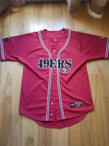 49ers Official Jersey (NEW)