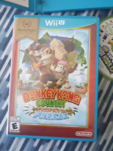 Donkeykong Country Tropical Freeze Wii U